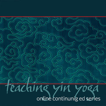 Teaching Yin Yoga 2020 Online Workshop Series