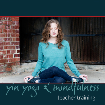Yin Yoga and Mindfulness Teacher Training
